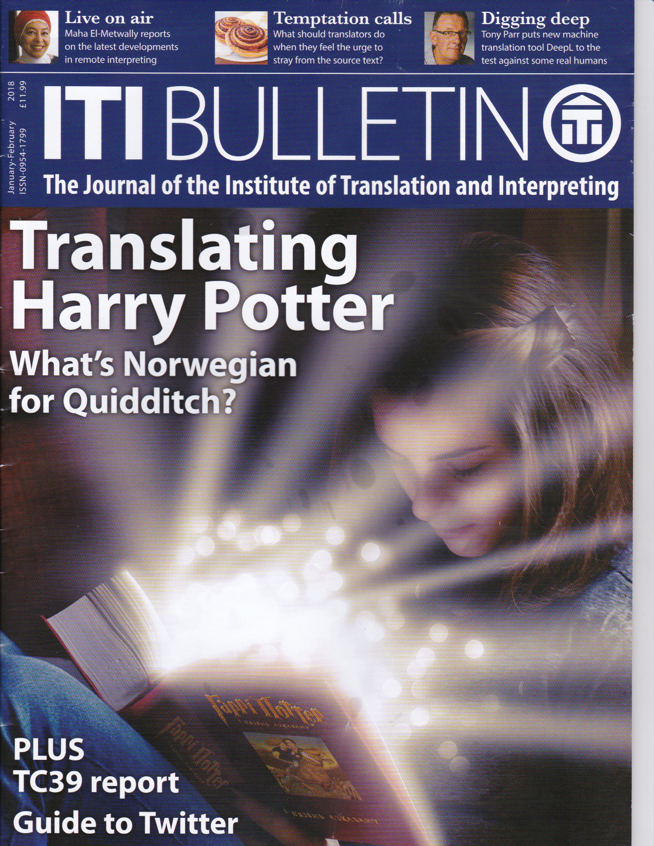 ITI         Bulletin cover